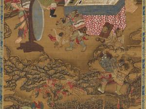 Ten Kings of Hell, Yanluo Wang (J., Enra Ō; Skt., Yamaraāja)_11
