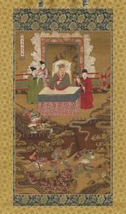 Ten Kings of Hell, Taishan Wang (J., Taizan Ō)_9