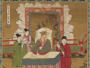 Ten Kings of Hell, Taishan Wang (J., Taizan Ō)_10