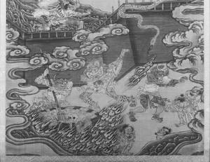 Ten Kings of Hell, Taishan Wang (J., Taizan Ō)_8