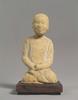 侍者坐像(法隆寺塔本塑像)