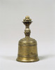 Gilt-bronze Bell with Sacred Gem