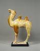 三彩駱駝俑