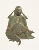 Shintō God (Excavated from sutra mound at Kimpu-sen, Nara)