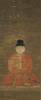 聖徳太子像(聖徳太子及道慈律師像のうち)