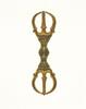 金銅三鈷杵