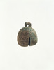 Miniature bell (Excavated presumably in Fukuoka Prefecture)