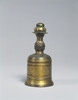 Gilt-bronze Bell with Sacred Gem (one of a set of five)