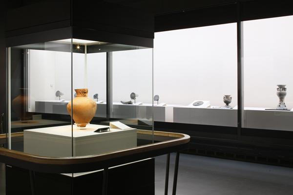 展示室 考古