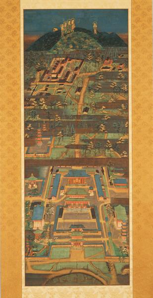 春日社寺曼荼羅 奈良国立博物館